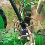 Edgar Black's John Deer 1050 - 2